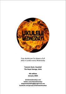 Ukulele Wednesdays Songbook v.4