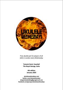 Ukulele Wednesdays Songbook v.4